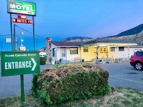 Trans Canada Motel - фото 22
