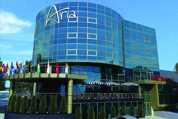 Aria Hotel Chisinau - фото 21