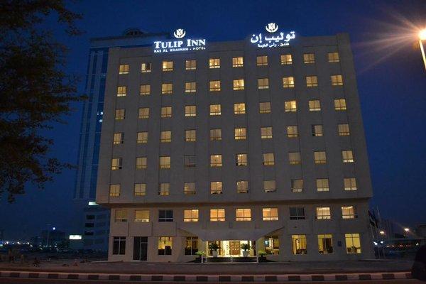 Tulip Inn Ras Al Khaimah - фото 21