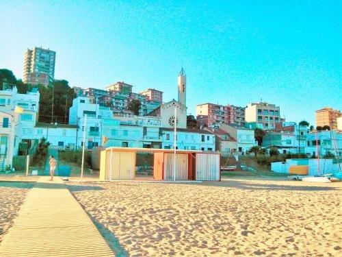 Bianca Seaview & Beach Apartment - фото 1