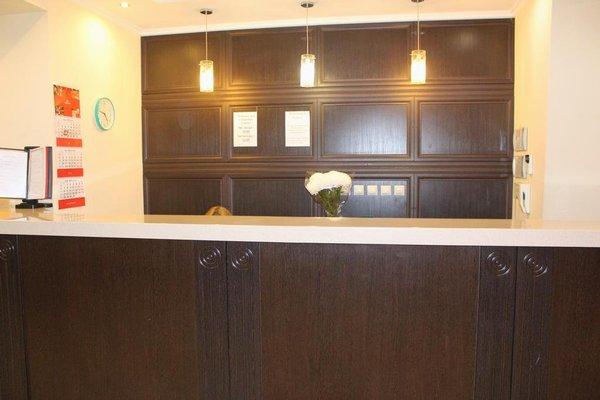 Apartments na Svetlane - фото 20