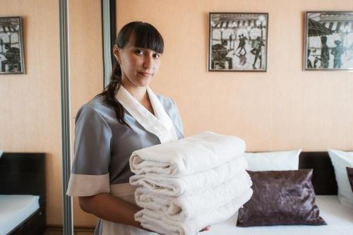 Apartment Timiryazeva 4 - фото 12