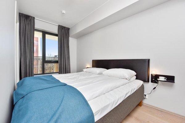 Oslo Apartments - Schultz Gate - фото 2