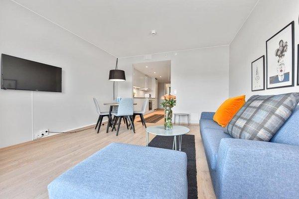 Oslo Apartments - Schultz Gate - фото 8