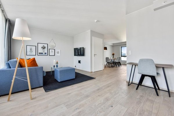 Oslo Apartments - Schultz Gate - фото 9