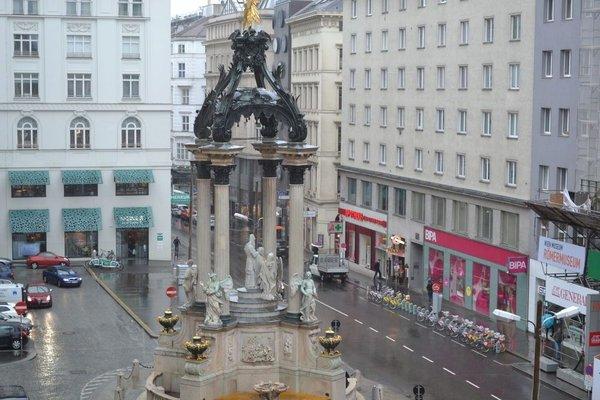 Goldfisch Apartment Hoher Markt - фото 1