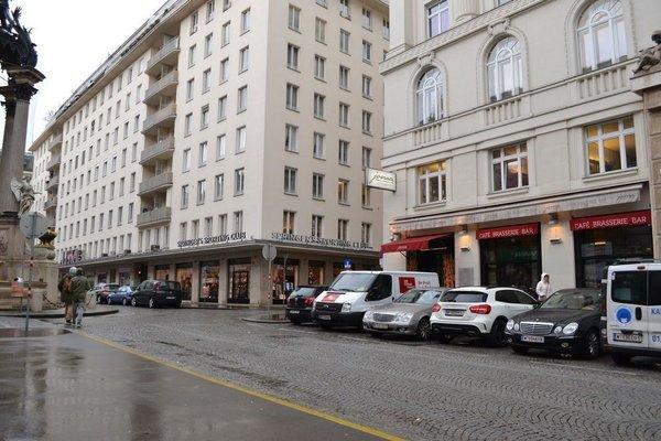 Goldfisch Apartment Hoher Markt - фото 3
