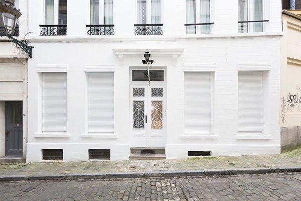 Compagnie des Sablons Apartments - фото 7