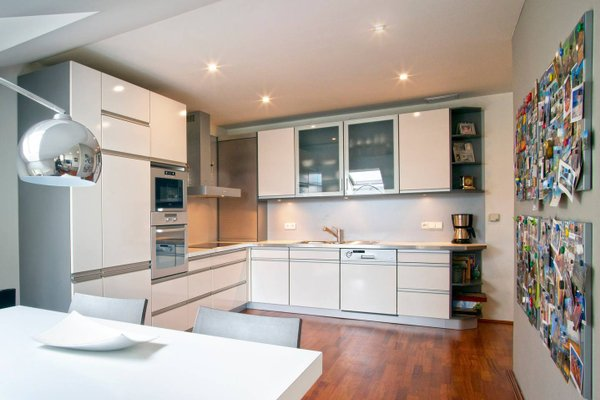 Luxury Penthouse Apartment - фото 14