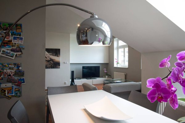Luxury Penthouse Apartment - фото 18