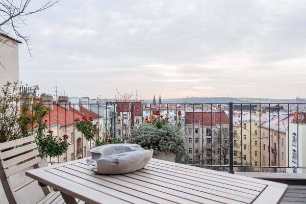 Luxury Penthouse Apartment - фото 20