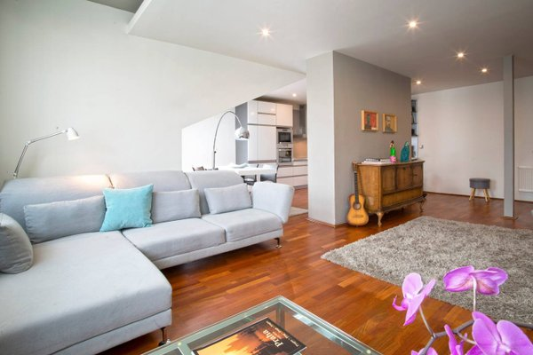 Luxury Penthouse Apartment - фото 8