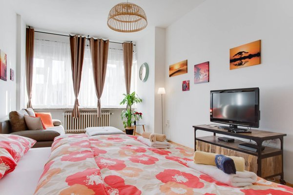 Apartment Stepanska 37 - фото 1
