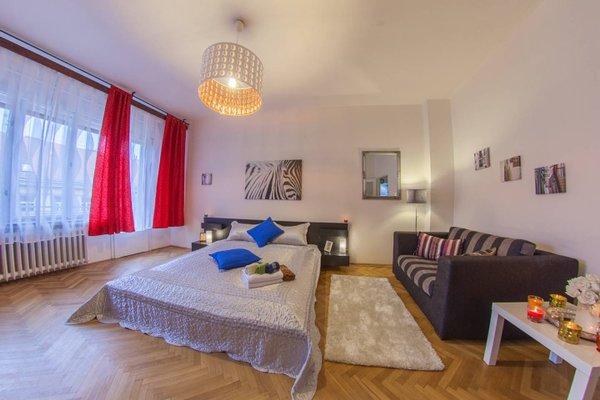Apartment Stepanska 37 - фото 10