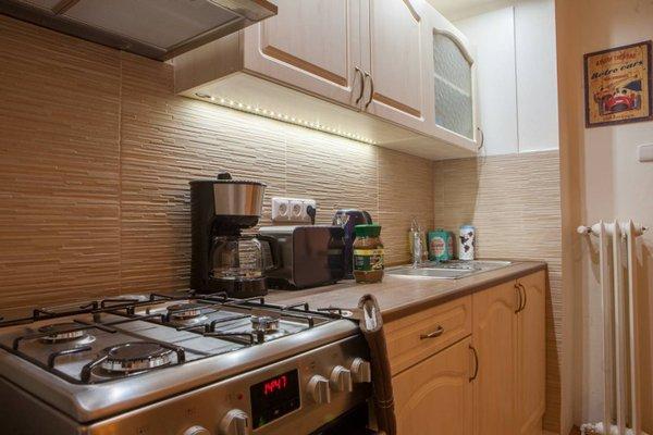 Apartment Stepanska 37 - фото 20