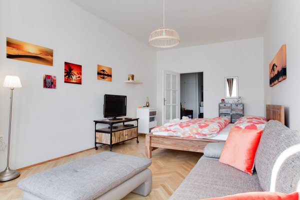 Apartment Stepanska 37 - фото 6