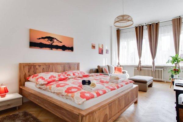 Apartment Stepanska 37 - фото 8