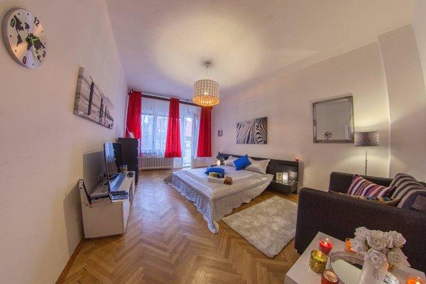 Apartment Stepanska 37 - фото 9