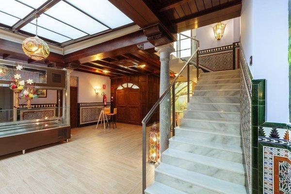 Hotel - Residencia Arriola - фото 22