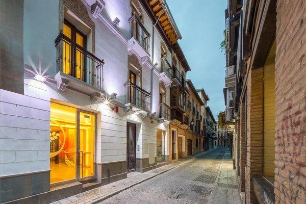 Hotel - Residencia Arriola - фото 23