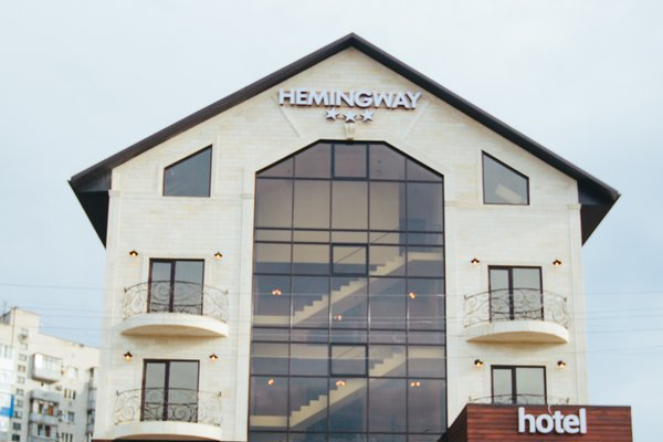 Отель Hemingway - фото 23