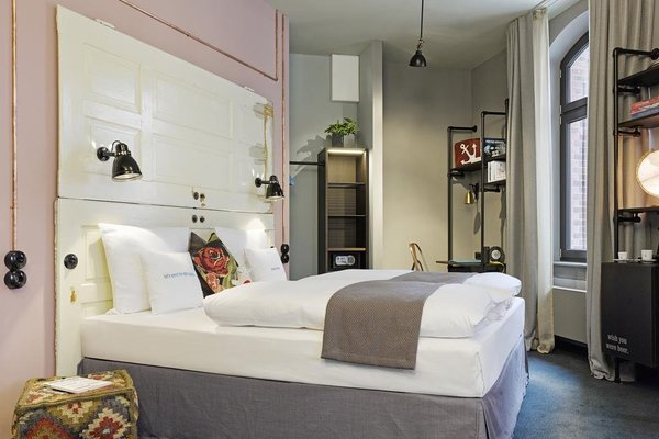 25hours Hotel Altes Hafenamt - фото 50