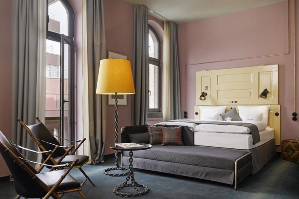 25hours Hotel Altes Hafenamt - фото 1