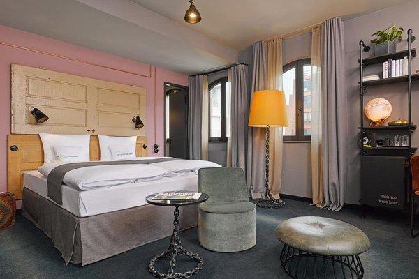 25hours Hotel Altes Hafenamt - фото 2