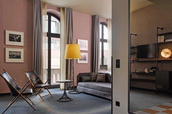 25hours Hotel Altes Hafenamt - фото 7