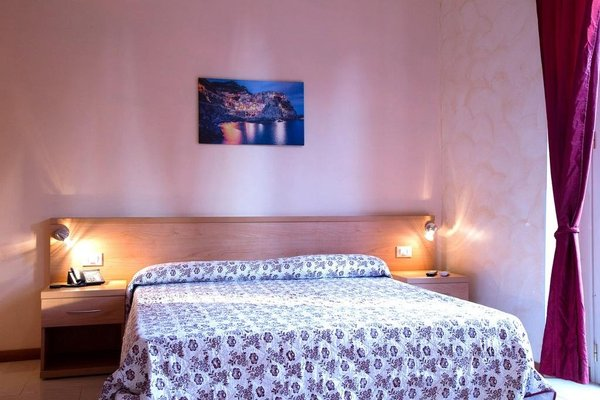 Hotel Villa Flora - фото 7