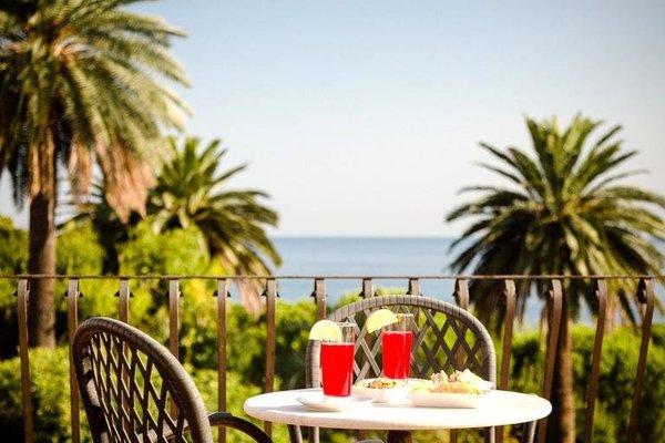 Hotel Villa Flora - фото 5