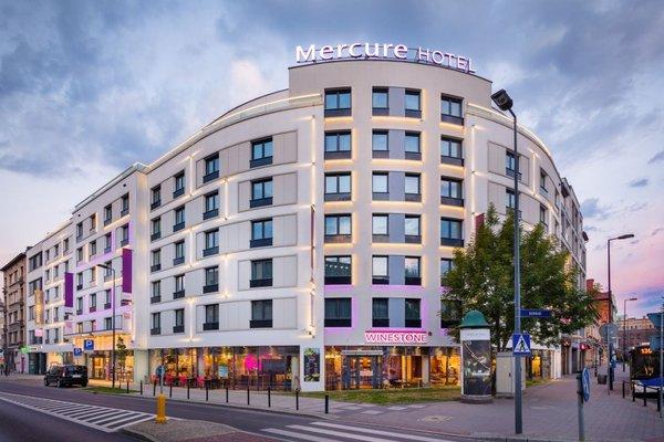 Mercure Krakow Stare Miasto - фото 18
