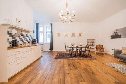 Vienna-Vintage-Apartment - фото 18