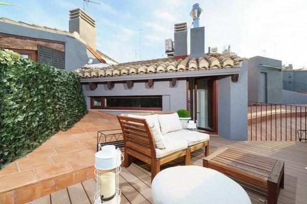 Plaza Redonda Apartments - фото 22