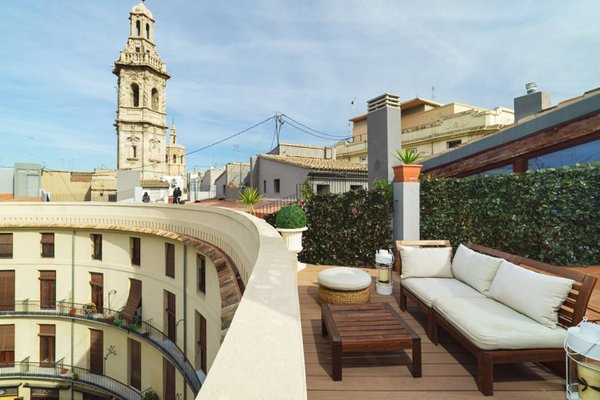 Plaza Redonda Apartments - фото 5