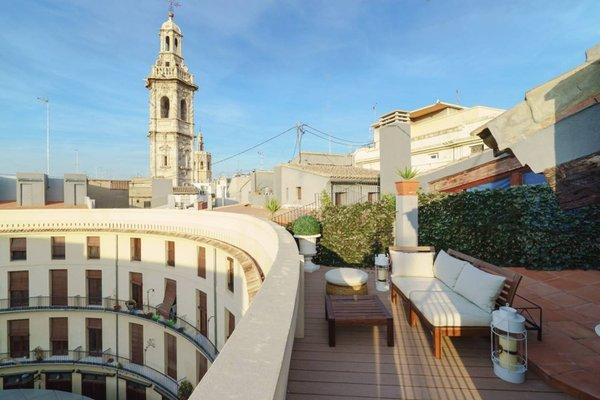 Plaza Redonda Apartments - фото 6