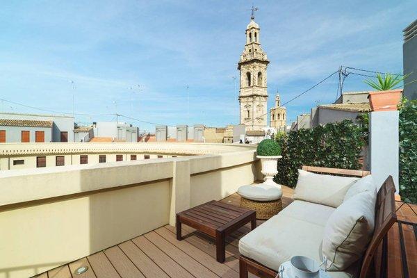 Plaza Redonda Apartments - фото 7