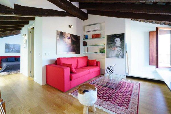 Plaza Redonda Apartments - фото 9