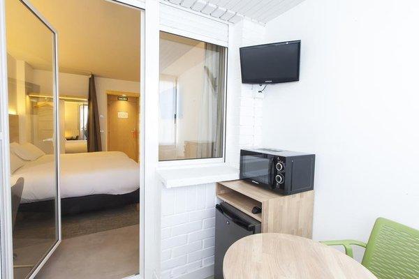 Hotel A Pamplona - фото 4