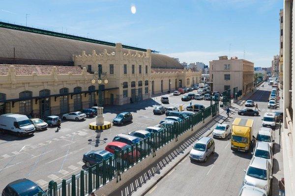 Central Station Valencia Hostel - фото 22