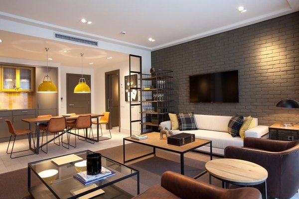 Midtown Apartments - фото 6