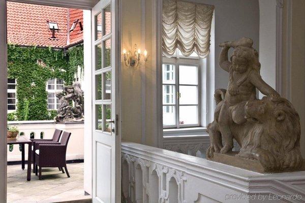 Smetana Hotel - фото 9