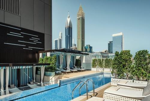 Four Seasons Hotel Dubai International Financial Centre - фото 44