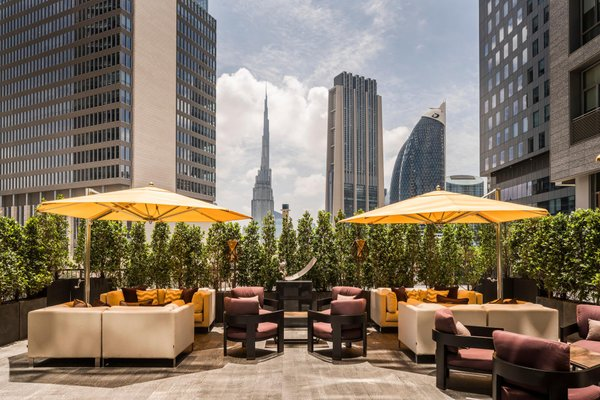 Four Seasons Hotel Dubai International Financial Centre - фото 18