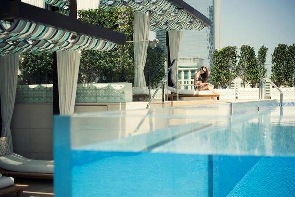 Four Seasons Hotel Dubai International Financial Centre - фото 19