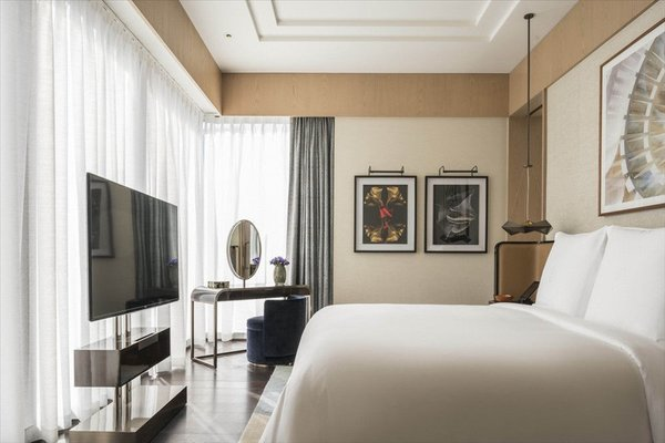 Four Seasons Hotel Dubai International Financial Centre - фото 2