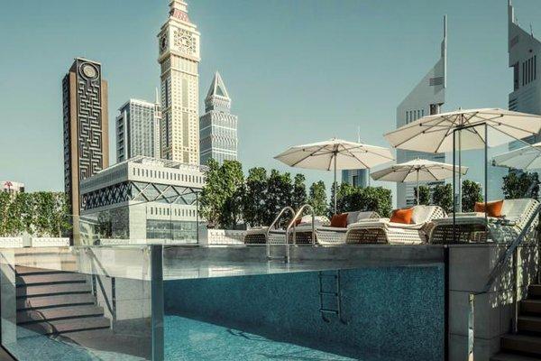 Four Seasons Hotel Dubai International Financial Centre - фото 20