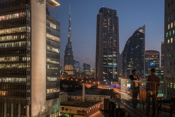 Four Seasons Hotel Dubai International Financial Centre - фото 22