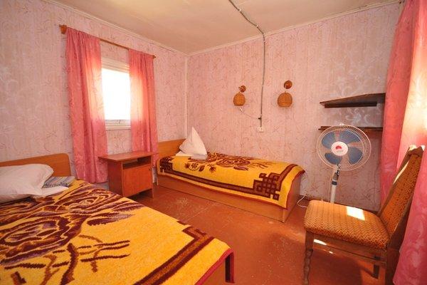 Отель «Марианида», Новый Свет