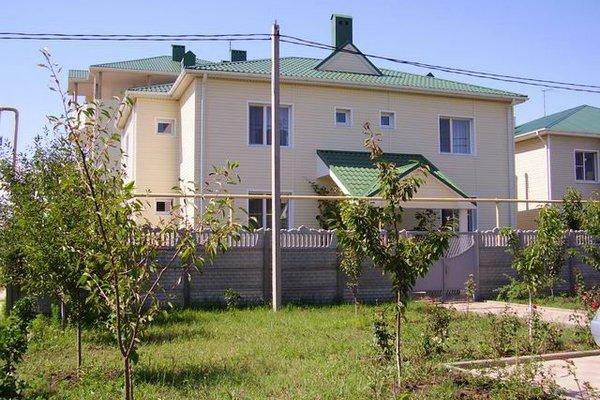 Гостиница «Три богатыря», Витязево